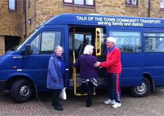 Talk of the Town Community Transport Group (TOTT)